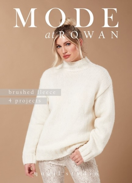 Mode at Rowan - Brushed Fleece