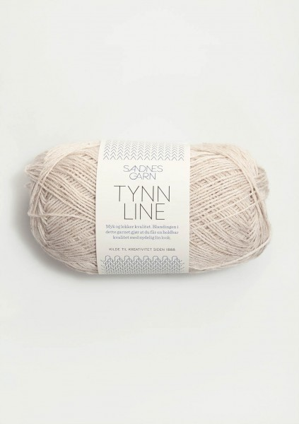 Sandnes Garn - Tynn Line - 1015