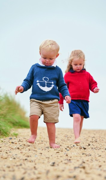 Essential Toddler Knits by Quial Studio