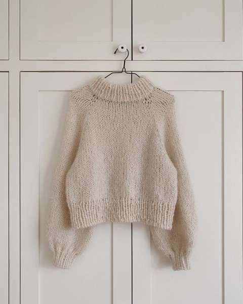 PetiteKnit - Louisiana Sweater