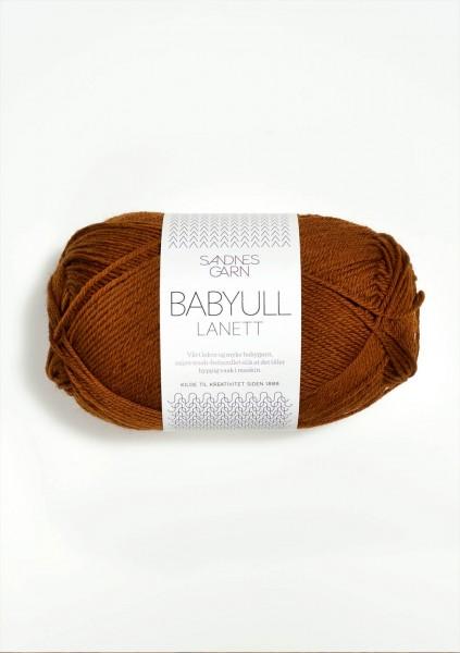 Sandnes Garn - Babyull Lanett - 2755