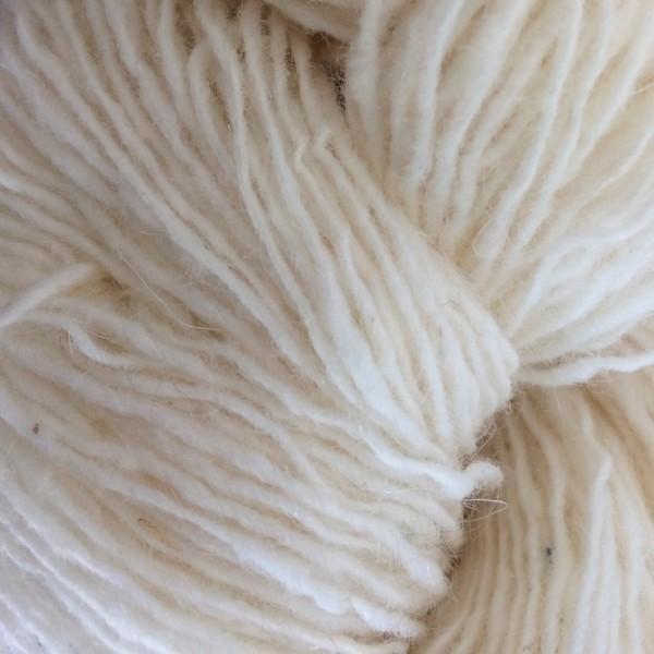 Isager Tweed - Raw White