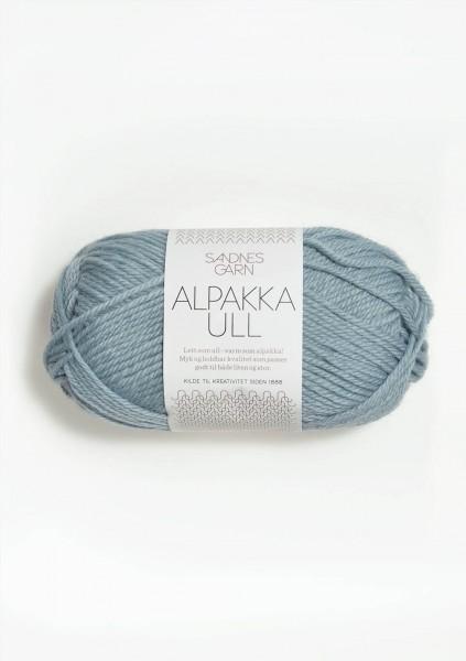 Sandnes Garn - Alpakka Ull - 6531 - Isblaa