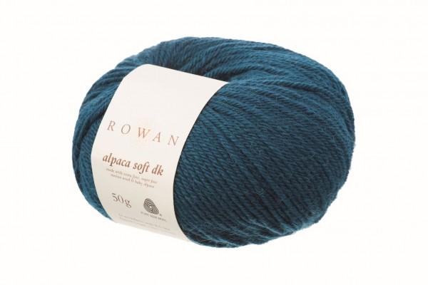 Rowan Alpaca Soft DK - Green Teal