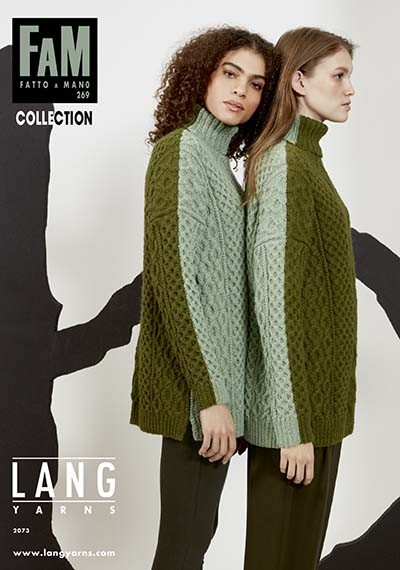 Lang Yarns - FAM Collection 269 - Fatto a Mano