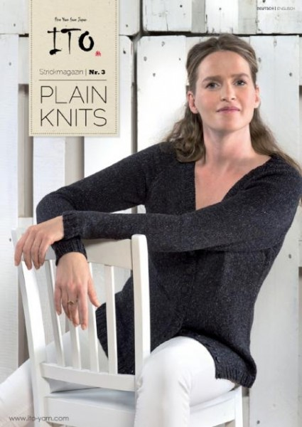 ITO Magazine No.3 Plain Knits
