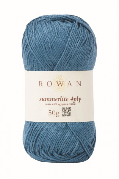 Rowan Summerlite 4ply - High Tide