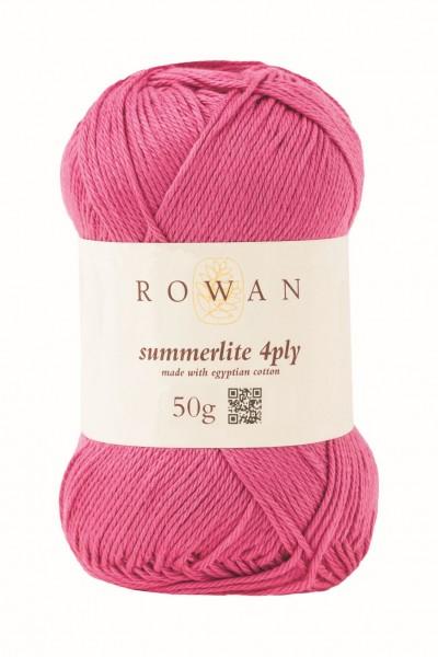 Rowan Summerlite 4ply - Pinched Pink