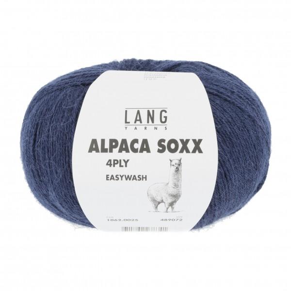 Lang Yarns Alpaka Soxx 4-Fach 4Ply