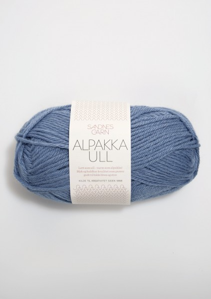Sandnes Garn - Alpakka Ull - 6052
