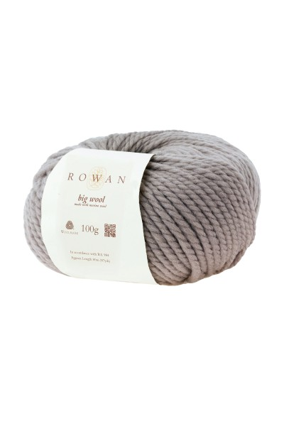 Rowan Big Wool - Concrete