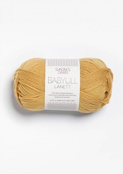 Sandnes Garn - Babyull Lanett - 2134