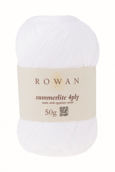 Rowan Summerlite 4ply-Pure White