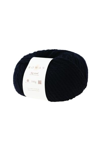 Rowan Big Wool - Black - 00008