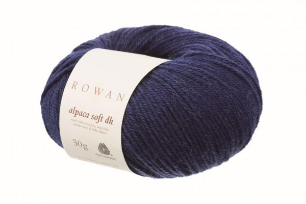 ROWAN Alpaca Soft DK - Marine Blue