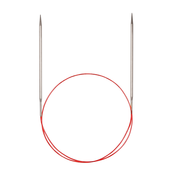 addi - Feinstricknadel 4,5 mm in 80 cm