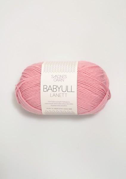 Sandnes Garn - Babyull Lanett - 4402