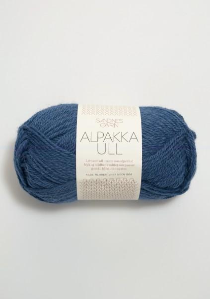 Sandnes Garn - Alpakka Ull - 6364 - Mork-blaa