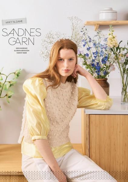 Sandnes Garn - Mykt Til Dame - 2102