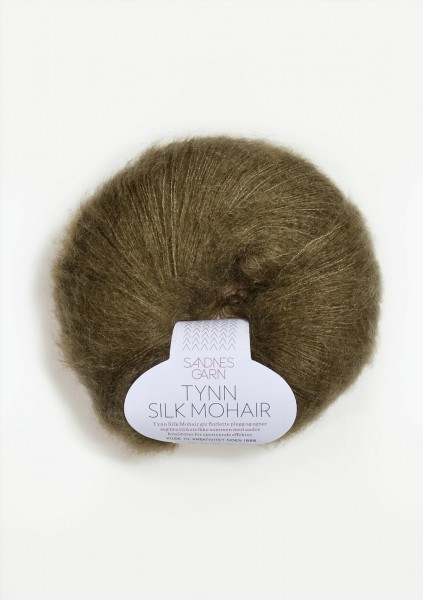 Sandnes Garn - Tynn Silk Mohair - 9862