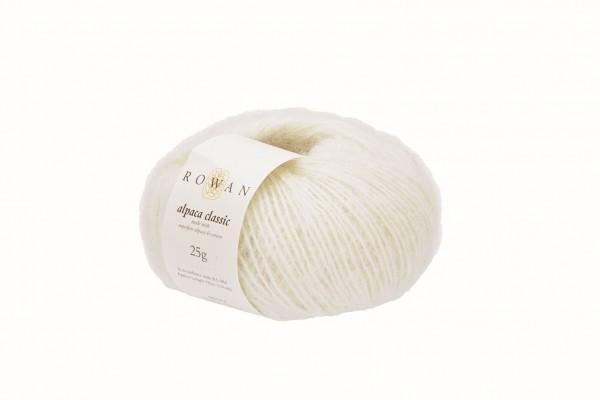 Rowan Alpaca Classic-Snowflake White