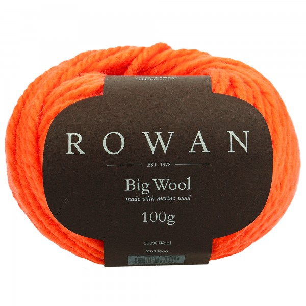 Rowan Big Wool - Pumpkin - 90