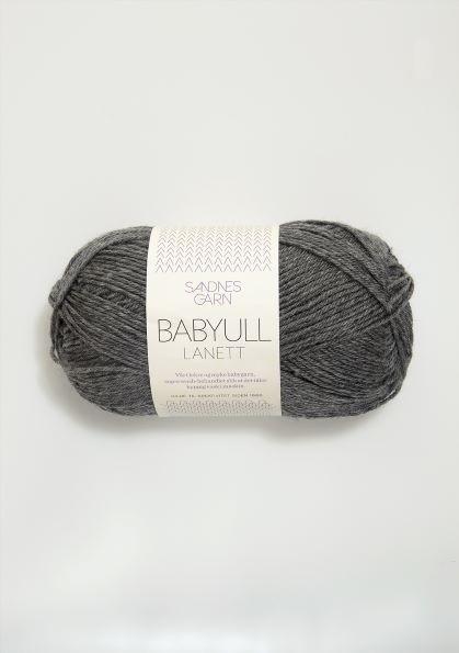 Sandnes Garn - Babyull Lanett - 1053