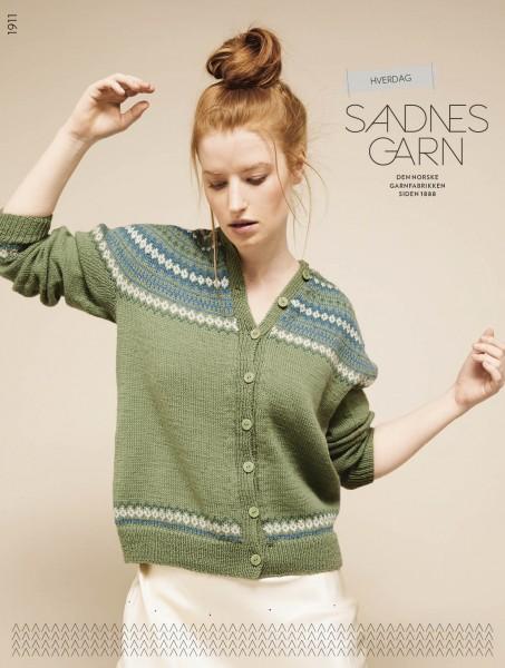 Sandnes Garn - Hverdag - 1911