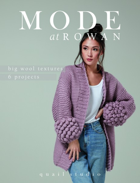 Mode at Rowan - Big Wool Textures 6 Projects