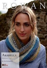 Garnpackung Rowan - Arabella Mobius Cowl