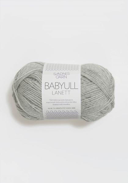 Sandnes Garn - Babyull Lanett - 1022