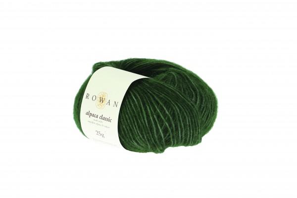 ROWAN Alpaca Classic - Foliage Green - 110