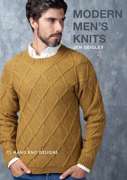 Modern Men's Knits - Jen Geigley