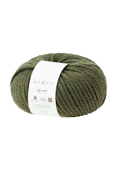 Rowan Big Wool - Cactus