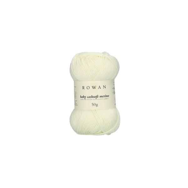 Rowan Baby Cashsoft Merino - 00101