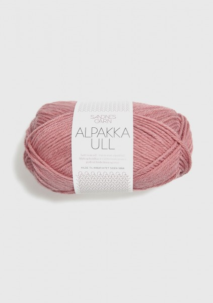 Sandnes Garn - Alpakka Ull - 4023 - Stovet-gammelr