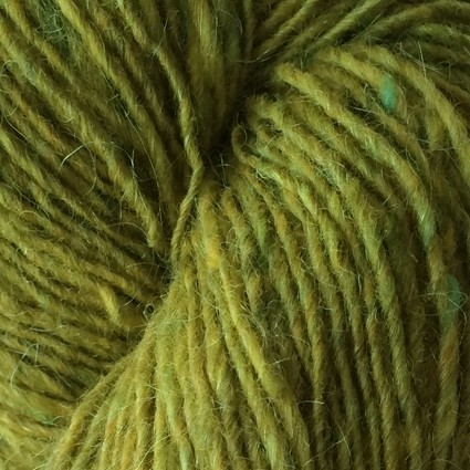 Isager Tweed - Lime