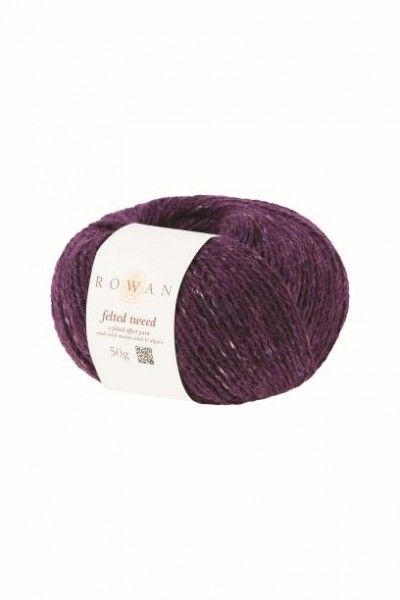 Rowan Felted Tweed-Bilberry