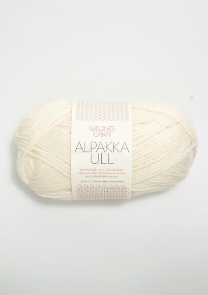 Sandnes Garn - Alpakka Ull - 1002 - Havit