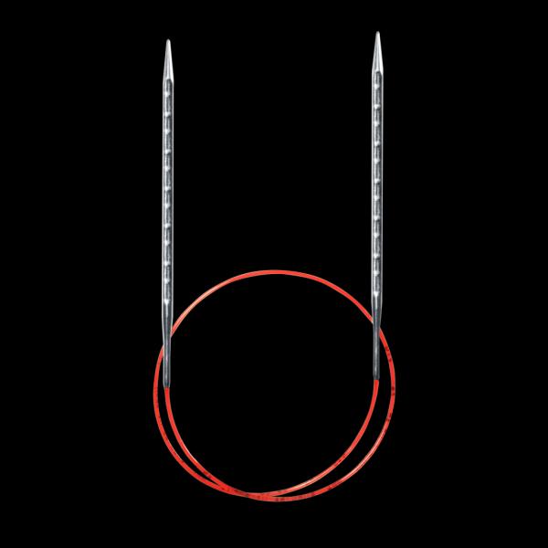 addi - Novel - Rundstricknadel - 3,0 mm in 80 cm